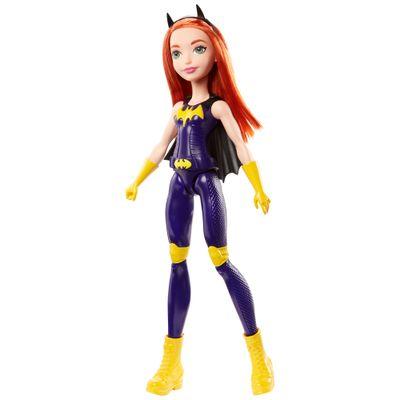 Boneca DC Super Hero Girls - Treinamento - Batgirl - Mattel