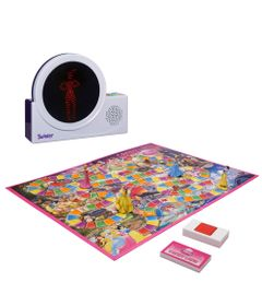 Kit-Jogo-Eletronico---Twister-Dance-Digital---Jogo-Candy-Land-Princesas-Disney---Hasbro