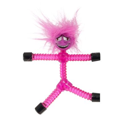 Mini-Figura-Magnetica---Magno-Z---Rosa---Ze---DTC