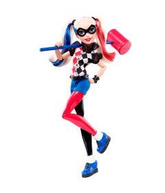 Boneca---DC-Super-Hero-Girls---Harley-Quinn---Mattel