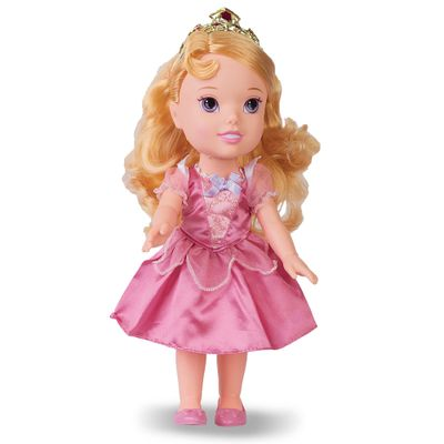 Boneca Clássica - Minha Primeira Princesa - Princesas Disney - Aurora - Mimo