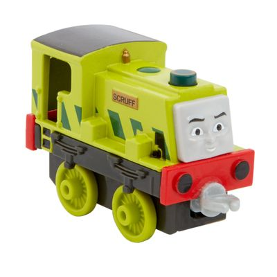Mini Locomotivas Thomas & Friends Collectible Railway - Scruff - Fisher-Price