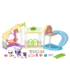 Playset-Littlest-Pet-Shop---Retiro-para-Pets---Hasbro