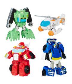Bonecos-Transformers---4-unidades---Playskool-Heroes---Rescue-Bots---Hasbro