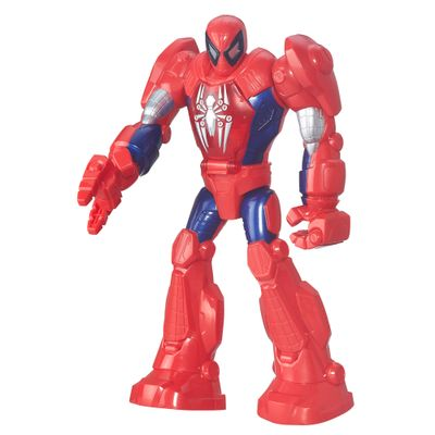Boneco Articulado - 30 cm - Marvel - Super Hero Adventures - Spider-Man - Hasbro