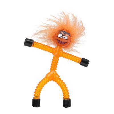 Mini-Figura-Magnetica---Magno-Z---Laranja---Tina---DTC