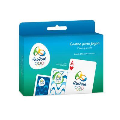 Jogo-de-Cartas---Baralho-Ilustrativo---Olimpiadas-Rio-2016---Azul---Copag