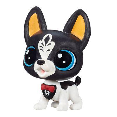 Mini-Boneca-Littlest-Pet-Shop---Tux-Blackstone---Hasbro