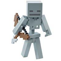 Figura-Minecrat---Esqueleto-Lancador-de-Flechas---Mattel