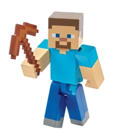 Figura-Minecrat---Steve-Minerador---Mattel
