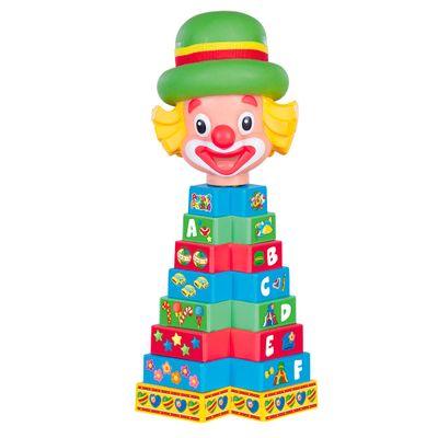 Blocos-de-Montar---Torre-Divertida---Patati-Patata---Patata---Multibrink