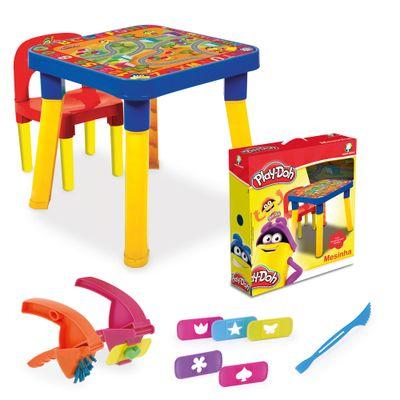 Mesinha e Cadeira Play-Doh com Acessórios - Monte Líbano