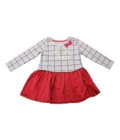 Vestido-Manga-Longa-em-Moletom-com-Saia-em-Tule---Branco-e-Rosa---Minnie-Pink---Disney---2