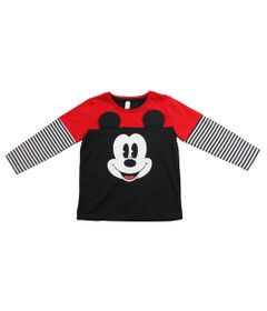 Camiseta-Fantasia---Manga-Longa-em-Meia-Malha---Preta-e-Vermelha---Mickey---Disney---2