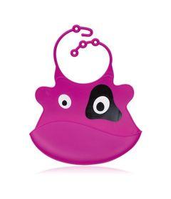 Babador-de-Silicone---Babamonster---Pirata---Pink---Tinok