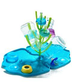 Escorredor-de-Mamadeiras---Shelli---Azul-e-Verde---Tinok