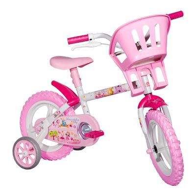 Bicicleta Aro 12 - Princesinha - Styll Baby