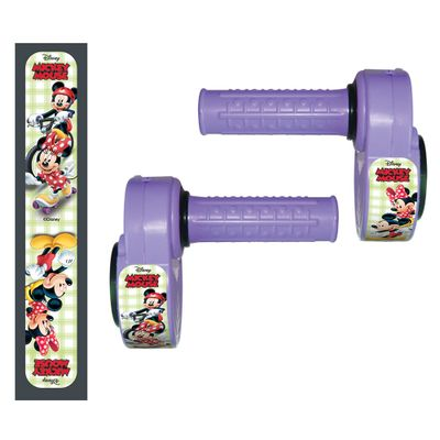 Acelerador Sonoro para Bike - Disney - Mickey e Minnie Mouse - Styll Baby
