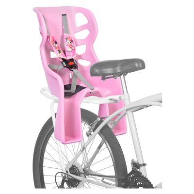 Cadeirinha para Bicicleta - Disney - Minnie Mouse- Styll Baby