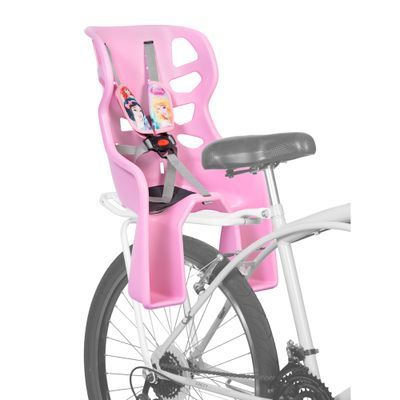 Cadeirinha para Bicicleta - Princesas Disney - Styll Baby
