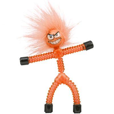 Mini-Figura-Magnetica---Magno-Z---Laranja---Toni---DTC