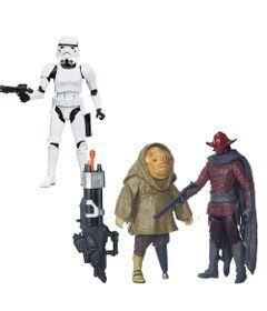 Kit-Figura-Colecionavel-Han-Solo-e-Boneco-Articulado-com-Acessorios-Darth-Vader---Star-Wars---VII---Hasbro
