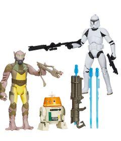 Kit-Figura-Colecionavel-Clone-Trooper-e-Boneco-Articulado---Gazareb-Orrelios-e-C110P---Star-Wars---VII---Hasbro