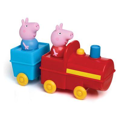 Trenzinho Sonoro - Peppa Pig - Elka