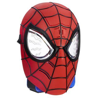 Máscara Eletrônica - Homem Aranha - Sexteto Sinistro - Hasbro