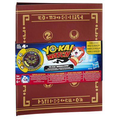 Livro - Coleção Yo-kai - Hasbro - Livro Coleção Yo-kai - Hasbro