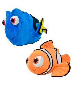Conjunto-com-2-Pelucias---38-cm---Disney-Procurando-Dory---Nemo-e-Dory---Sunny