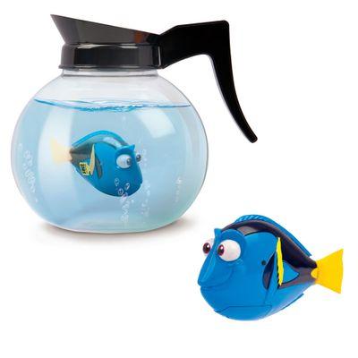 Conjunto Robo Fish - Disney Procurando Dory - Aquário e Figura Robo Fish - DTC