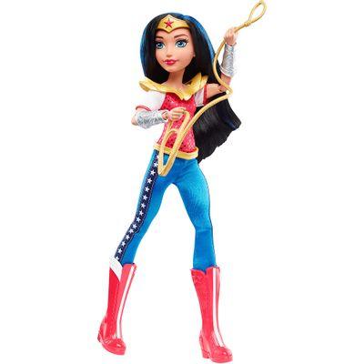 Boneca - DC Super Hero Girls - Wonder Woman - Mattel