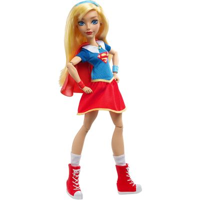 Boneca - DC Super Hero Girls - Supergirl - Mattel