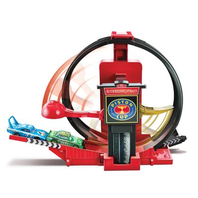 Pista Super Looping - Carros - Disney - Mattel
