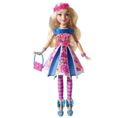 Boneca Descendentes - Neon Lights - Ally, filha da Alice - Disney - Hasbro
