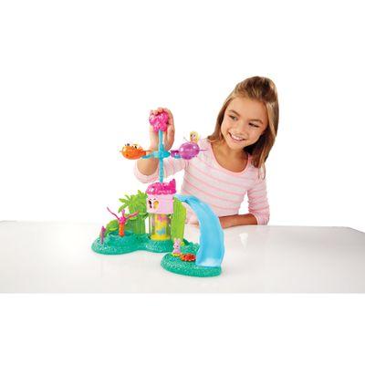 Conjunto Polly Pocket - Festa das Borboletas - Mattel
