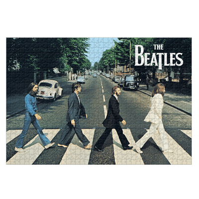 Quebra-cabeça - Beatles - 1000 Peças - Estrela