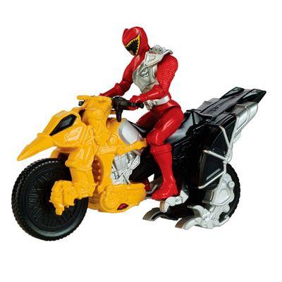 Boneco-13-cm-com-Veiculo-2-em-1---Power-Rangers-Dino-Charge---Ranger-Vermelho---Sunny