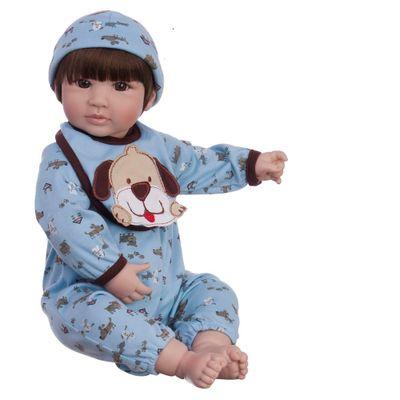 Boneca Laura Doll - Blue Petzz - Shiny Toys