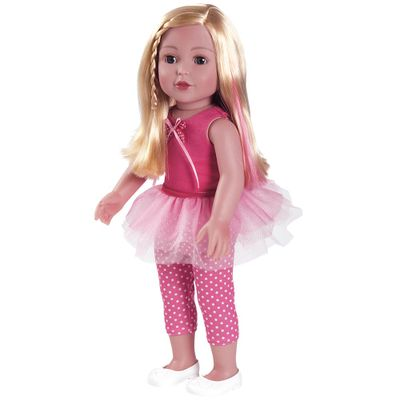 Boneca Adora Doll - Adora Friends - Alyssa - Shiny Toys