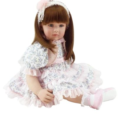 Boneca Laura Doll - Flower Light - Shiny Toys