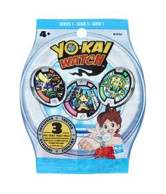 Blister-Yo-Kai---Embalagem-com-3-Medalhas-Moments---Hasbro
