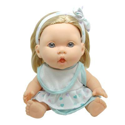 Boneca Bebê - Betsy Doll - Um dia de Mestre Cuca - Azul - Candide