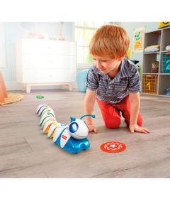 Figura-Articulada---Think---Learn---Centopeia-Interativa---Code-a-Pillar---Fisher-Price