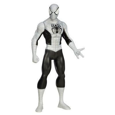 Boneco-Marvel---Avengers---Spider-Man-Silver---Hasbro---Disney