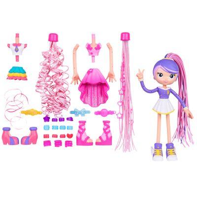 Boneca Articulada - Betty Spaghetty - Acessórios - Candide