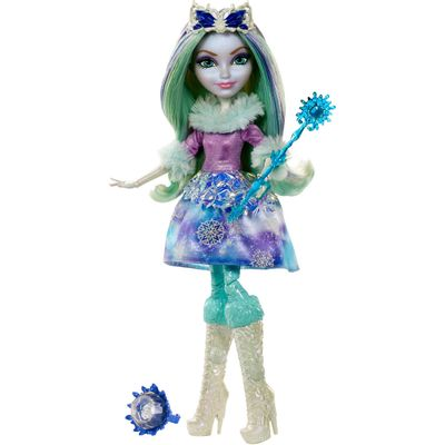 Ever After High - Feitiço de Inverno - Crystal Winter - Mattel