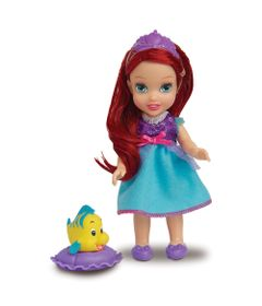 Boneca-Minha-Primeira-Princesa-Disney-com-Pet---Ariel-e-Linguado---Mimo