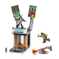 Mega-Bloks---Tartarugas-Ninja---Batalha-nas-Ruas---Teatro---Mattel